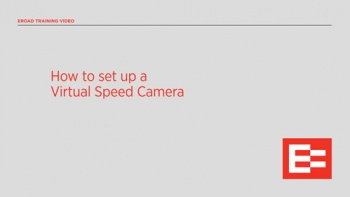 US How to set up a Virtual Speed Camera