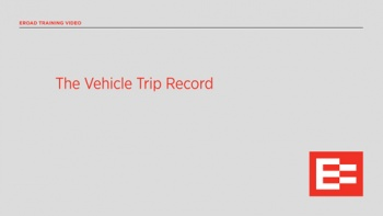 US The Vehicle Trip Record