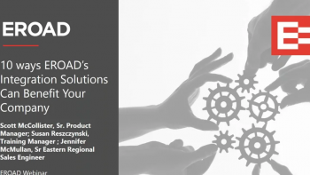 10 Ways EROADs Integration Solutions Can Benefit Your Company