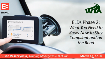 ELD Phase 2 stay compliant