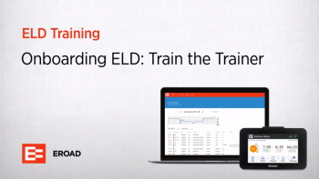 Onboarding ELD Train the Trainer2