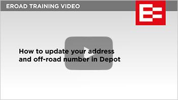 Video 05 update address and offroad number thumb
