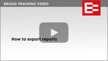 Video 18 How to export reportsThumb