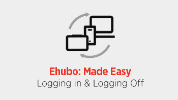 ehubo made easy loggin in and off video
